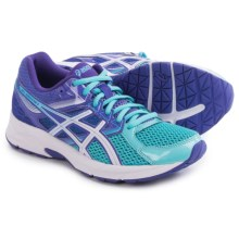 ASICS GEL-Contend 3 Running Shoes (For Women) in Turquoise/White/Acai - Closeouts
