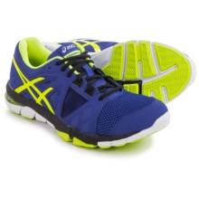 ASICS GEL-Craze TR 3 Cross-Training Shoes (For Men) in Asics Blue/Flash Yellow - Closeouts