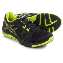ASICS GEL-Craze TR 3 Cross-Training Shoes (For Men) in Black/Onyx/Lime - Closeouts