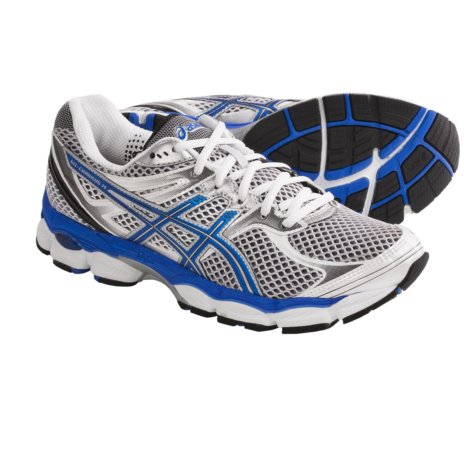 asics gel cumulus 174 14 running shoes for save 27