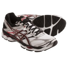 ASICS GEL- Cumulus 16 Running Shoes (For Men) in White/Black/Red - Closeouts