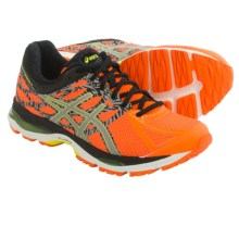 ASICS GEL-Cumulus 17 Lite-Show Running Shoes (For Men) in Hot Orange/Flash Yellow/Black - Closeouts