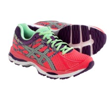 ASICS GEL-Cumulus 17 Lite-Show Running Shoes (For Women) in Diva Pink/Silver/Grape - Closeouts