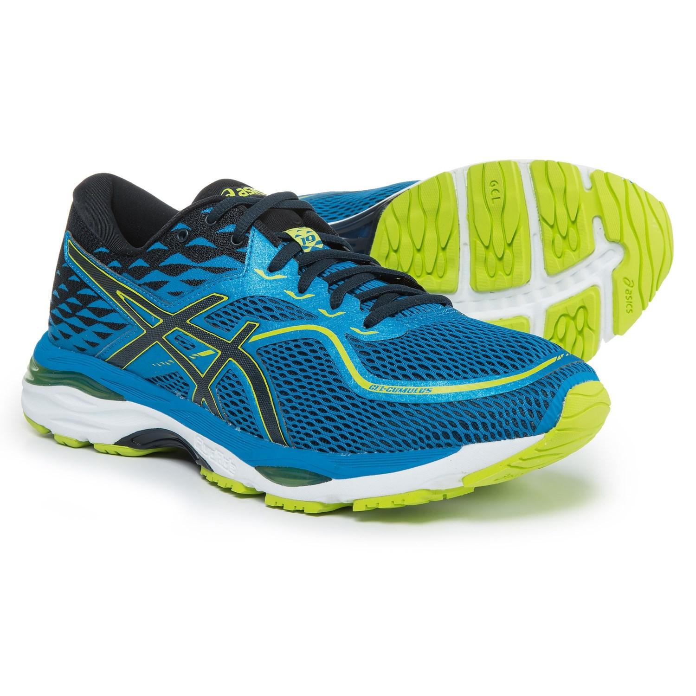 ASICS GEL-Cumulus 19 Running Shoes (For Men) in Directoire Blue/Peacoat
