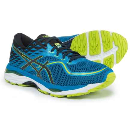 ASICS GEL-Cumulus 19 Running Shoes (For Men) in Directoire Blue/Peacoat/Energy - Closeouts