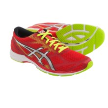 ASICS GEL-DS Racer 10 Running Shoes (For Men) in Red/Lightning/Flash Yellow - Closeouts