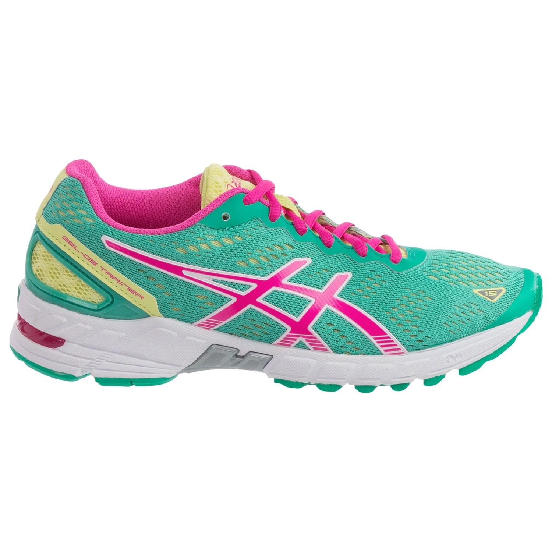 asics gel ds trainer 19 running shoes for women save 62. Black Bedroom Furniture Sets. Home Design Ideas
