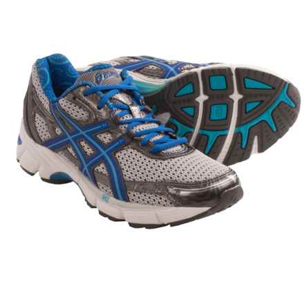 ASICS GEL-Enhance Ultra 2.0 Running Shoes (For Women) in Charcoal/Blue Atoll/Nautical - Closeouts