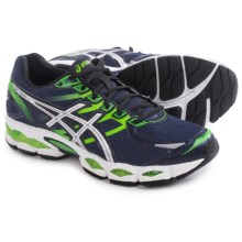 ASICS GEL-Evate 3 Running Shoes (For Men) in Midnight/Lightning/Flash Green - Closeouts