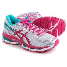 ASICS GEL-Evate 3 Running Shoes (For Women) in Lightning/Hot Pink/Blue - Closeouts