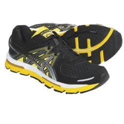Asics GEL-Excel33 Running Shoes (For Men) in Black/Lightning/Sun