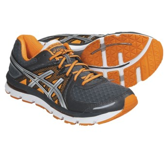 Asics GEL-Excel33 Running Shoes (For Men) in Storm/Lightning/Neon Orange