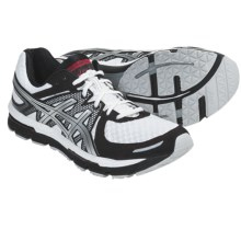 Asics GEL-Excel33 Running Shoes (For Men) in White/Lightning/Black - Closeouts