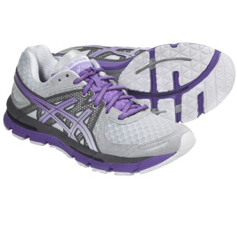 Asics GEL-Excel33 Running Shoes (For Women) in Lightning/Storm/Neon Purple