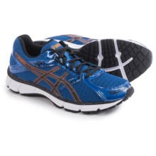 ASICS GEL-Excite 3 Running Shoes (For Men) in Blue/Black/Orange - Closeouts