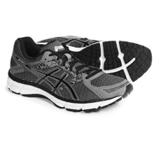 ASICS GEL-Excite 3 Running Shoes (For Men) in Carbon/Black/White - Closeouts