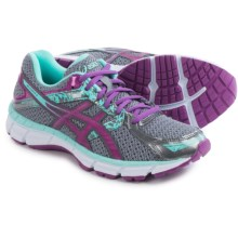 ASICS GEL-Excite 3 Running Shoes (For Women) in Charcoal/Grape/Aqua Splash - Closeouts
