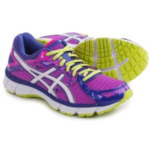 ASICS GEL-Excite 3 Running Shoes (For Women) in Pink Glow/White/Blueberry - Closeouts