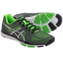 ASICS GEL-Exert TR Cross-Training Shoes (For Men) in Titanium/Silver/Black - Closeouts