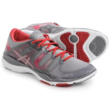 ASICS GEL-Fit Vida Cross-Training Shoes (For Women) in Taupe/Ctn Candy/Corl - Closeouts