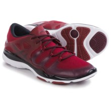 ASICS GEL-Fit Vida Cross-Training Shoes (For Women) in Warm Red/Onyx/Burgundy - Closeouts