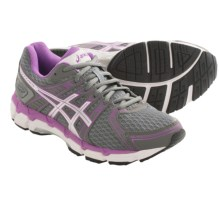 Asics GEL-Forte Running Shoes (For Women) in Storm/Lightning/Purple - Closeouts