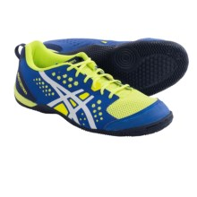 ASICS GEL-Fortius TR Cross-Training Shoes (For Men) in Flash Yellow/White/Royal Blue - Closeouts