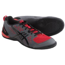 ASICS GEL-Fortius TR Cross-Training Shoes (For Men) in Graphite/Black/True Red - Closeouts
