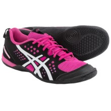 ASICS GEL-Fortius TR Cross-Training Shoes (For Women) in Black/White/Knockout Pink - Closeouts