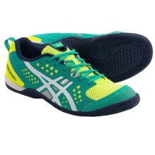ASICS GEL-Fortius TR Cross-Training Shoes (For Women) in Flash Yellow/White/Medieval Blue - Closeouts