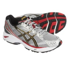 ASICS GEL-Foundation 8 Running Shoes (For Men) in Lightning/Black/Red - Closeouts