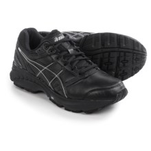 ASICS GEL-Foundation Walker 3 Athletic Shoes (For Women) in Black/Onyx/Silver - Closeouts