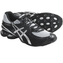 Asics GEL-Frantic 6 Running Shoes (For Men) in Black/Onyx/Lightning - Closeouts