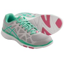 ASICS GEL-Harmony Cross Training Shoes (For Women) in Frost/Ice Green