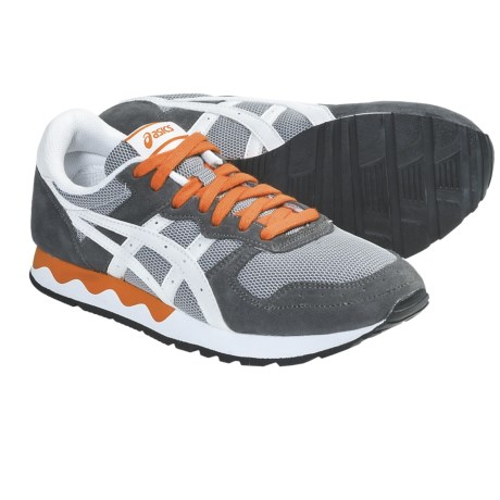 Asics GEL-Holland Shoes (For Women) in Grey/White