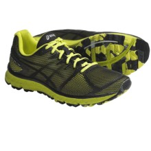 Asics GEL-Instinct 33 Running Shoes (For Men) in Onyx/Black/Electric Yellow - Closeouts