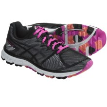 Asics GEL-Instinct 33 Running Shoes (For Women) in Onyx/Black/White - Closeouts