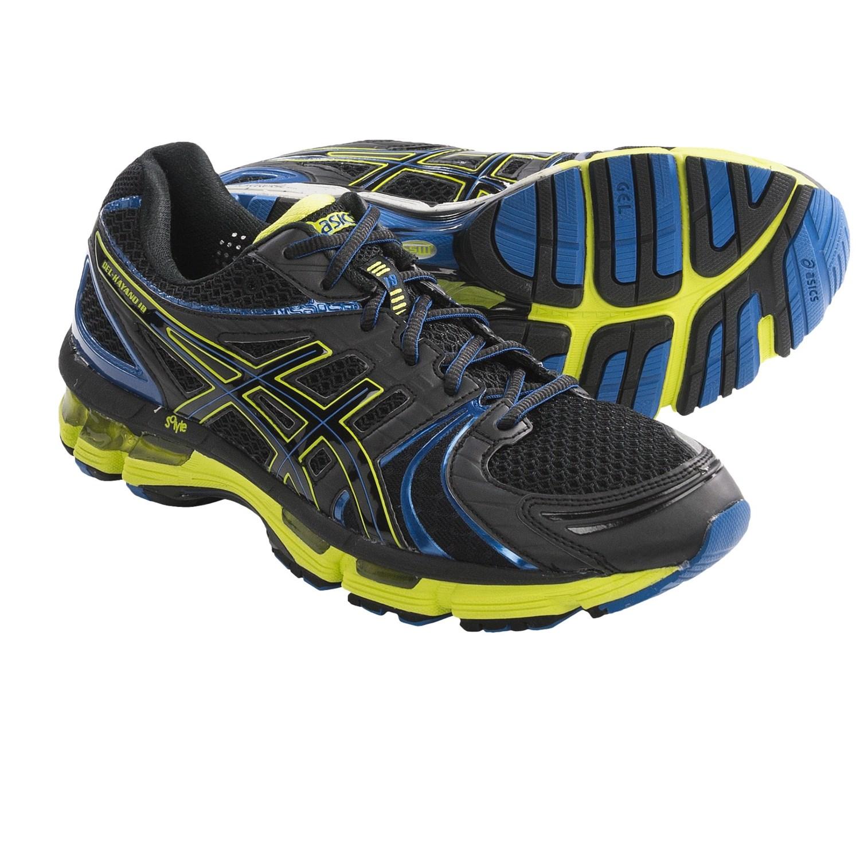 asics gel kayano 18 running shoes for save 25