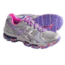 Asics GEL-Kayano 18 Running Shoes (For Women) in Titanium/Purplemist - Closeouts