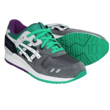 ASICS GEL-Lyte III Sneakers (For Men) in Grey/White - Closeouts