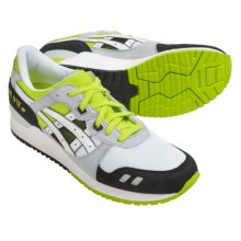ASICS GEL-Lyte III Sneakers (For Men) in White/White - Closeouts