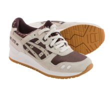ASICS GEL-Lyte III Sneakers (For Women) in Dark Brown/Sand - Closeouts