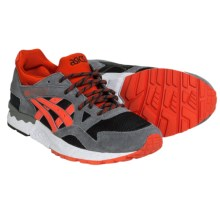 ASICS GEL-Lyte V Sneakers (For Men) in Black/Orange - Closeouts