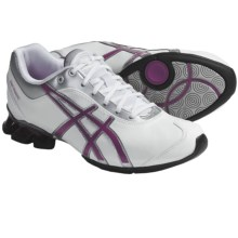 Asics GEL-Naomi 2 Running Shoes (For Women) in White/Concord/Silver - Closeouts
