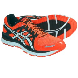 Asics GEL-Neo33 Running Shoes (For Men) in Bright Orange/Black/White