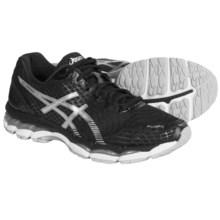 ASICS GEL-Nimbus 17 Running Shoes (For Men) in Black/Lightning/Onyx - Closeouts