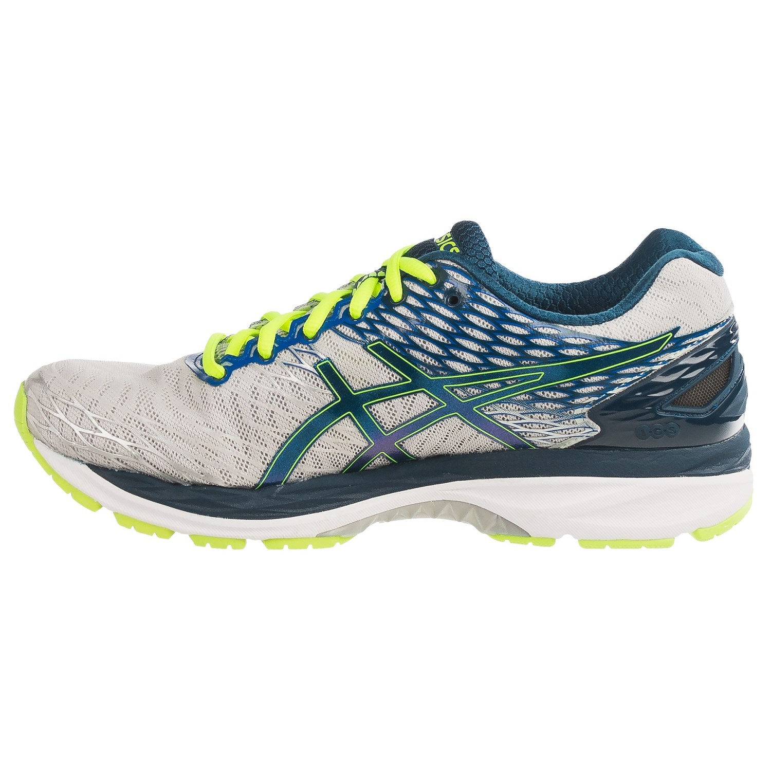 asics gel nimbus 18 running shoes for men save 40. Black Bedroom Furniture Sets. Home Design Ideas