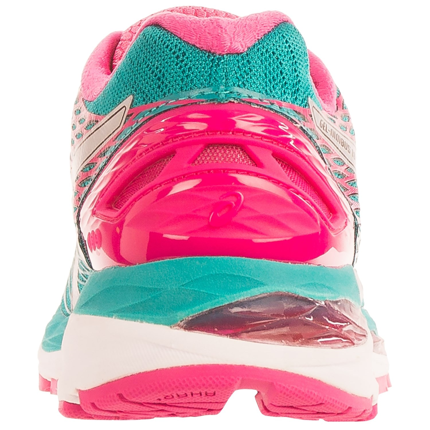 Asics Gel Nimbus 18 Women's Running Shoes rebel