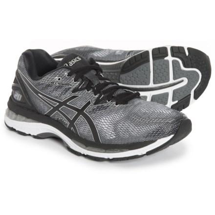 7e9d75d47a ASICS GEL-Nimbus 20 Running Shoes (For Men) in Carbon Black