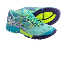 ASICS GEL-Noosa Tri 10 Running Shoes (For Women) in Mint/Lavender/Turquoise - Closeouts